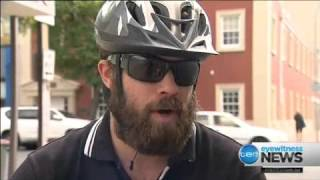 Dion McCaffrie talks about cyclists hit by cars...