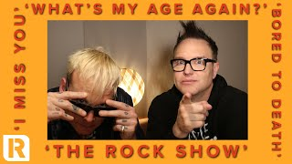 Blink-182 - 4 Track History  What's My Age Again?/the Rock Show/i Miss You/b