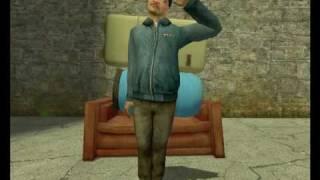 Ноггано - Армия (в Half-Life 2)