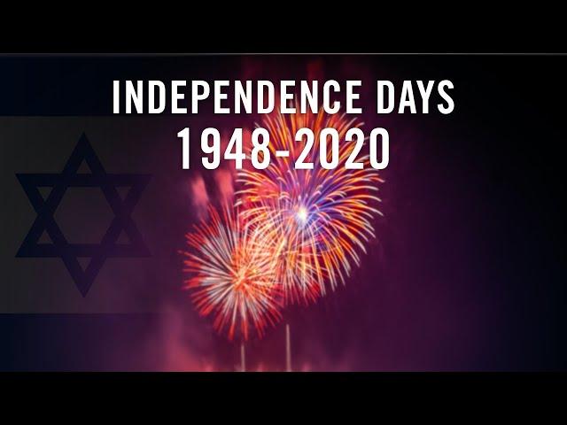 יום העצמאות ה-72 של ישראל בבידוד