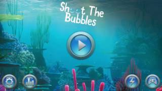 Shoot The Bubbles Deluxe - android game  (bubble shooter)