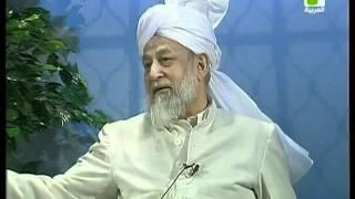 Liqa Ma'al Arab 15 July 1998 Question/Answer English/Arabic Islam Ahmadiyya