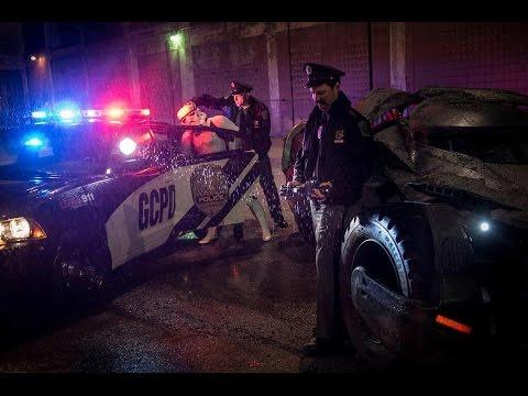 Batman Vs. Superman Batmobile Stolen by Stormtrooper Hoax REACTION!!!
