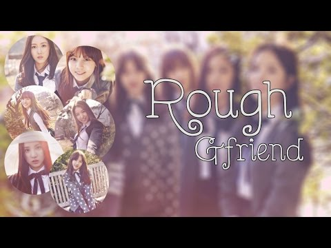 GFRIEND - ROUGH Color Coded Lyrics [Rom/Eng/Han] 1080p