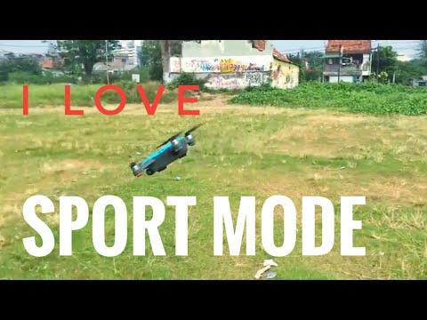 DJI Spark Why I Love Sport Mode (Jakarta)