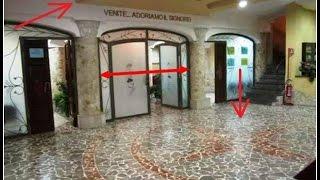 Simbologia massonica esoterica nella chiesa ADI di Catania