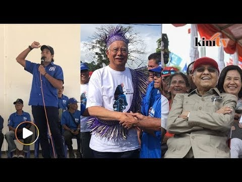 KJ kata Najib 'bukan bossku', 'Raja Troll' Najib cuma nak simpati - Dr M