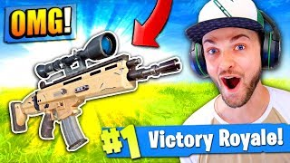 vermillionvocalists.com - The SNIPER SCAR in Fortnite: Battle Royale!
