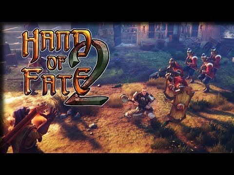 Dangerous Children – Hand of Fate 2 Gameplay – Let's Play Part 28