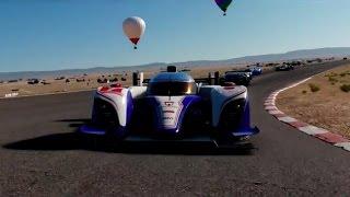 Gran Turismo Sport Official Gameplay - E3 2016