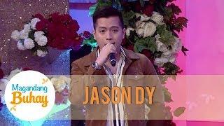 Jason Dy serenades Bb. Pilipinas 2019 newly crowned queens | Magandang Buhay
