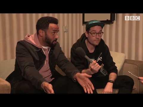 dan bastille & craig david interview