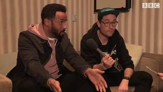 Baixar dan bastille & craig david interview with bbc entertainment news