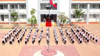Flashmob Khai Giảng (2015-2016) - THPT Chuyên NQD