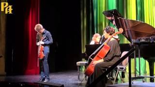Концерт молодых исполнителей «Русский сувенир» в Афинах