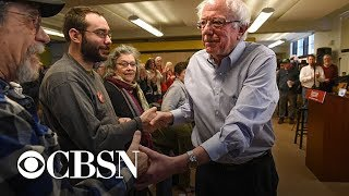 Bernie Sanders launches 2020 presidential campaign, joining growing list of Democratic candidates