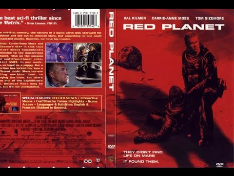Red Planet (2000) Movie Review