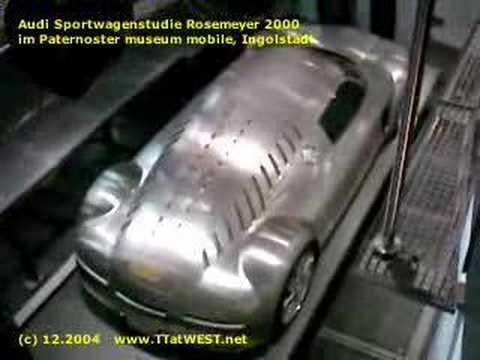 Audi Rosemeyer Prototyp Conceptcar