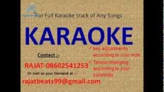Sara Pyaar Tumhara   Kishore Kumar,Lata Mangeshkar Karaoke Track
