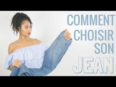 Comment choisir son jean  - Conseils morphologie femme thumbnail