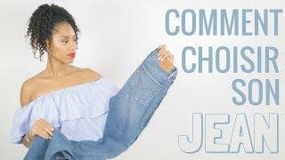Comment choisir son jean  - Conseils morphologie femme