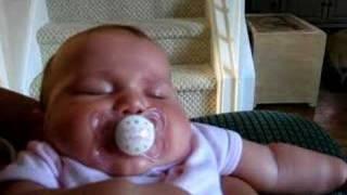 Emily snoring