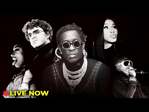 Hype Rap Radio 24/7 🔴 Hip Hop & Popular Live Rap Music - XXXTENTACION, Lil Pump, Kodak Black & more