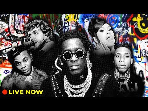 24/7 Rap Music Radio   Hip-Hop, Underground Rap, Hype Rap Music