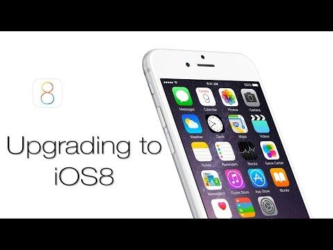Upgrading To Ios