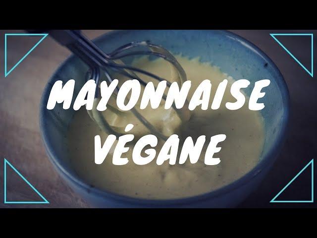 Mayo végane