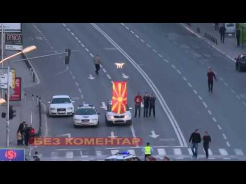 Илјадници граѓани и денеска маршираа во Скопје и порачаа нови избори за излез од кризата