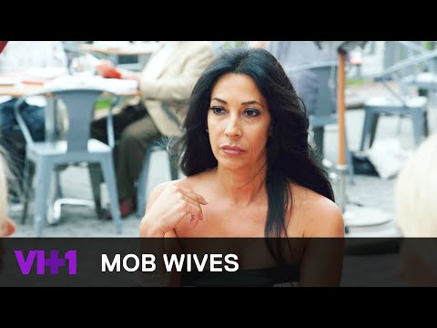 Mob Wives  Carla Facciolo Learns That Drita D'Avanzo Betrayed Her  VH1