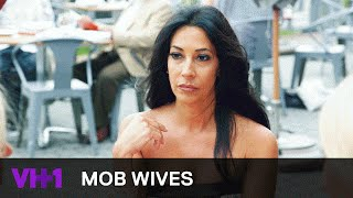 Mob Wives | Carla Facciolo Learns That Drita D'Avanzo Betrayed Her | VH1