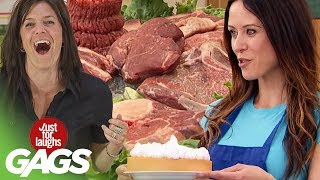 Best of Food Pranks | Just For Laughs Compilation