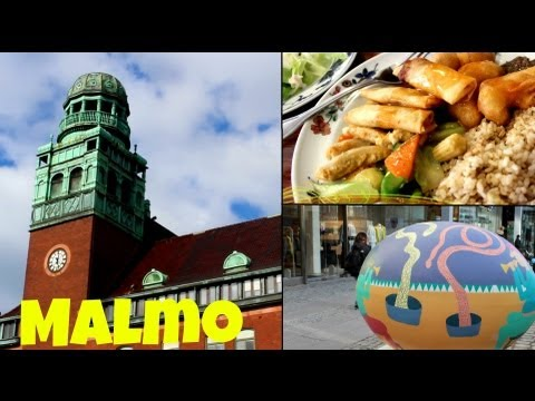 Tour of Malmo, Sweden