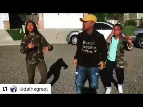 Official humble dance video by kendrick lamar kida the great and sisters