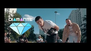 DJ Hitman feat ALRIMA - Diamante 💎 (Clip Officiel)