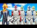 GHOST RIDER VS STORMTROOPERS - CLONE TROOPER VS ALL-NEW GHOST RIDER