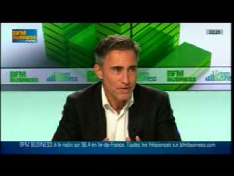 Regis Castagné sur l'emission Green Business à propos des Video As A Service d'Interoute