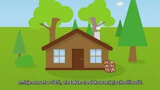 Drewno - dla lepszej jakości powietrza, przeciwko kryzysowi klimatycznemu