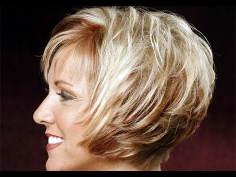 Hairstyles For Women Over 50 (2017)