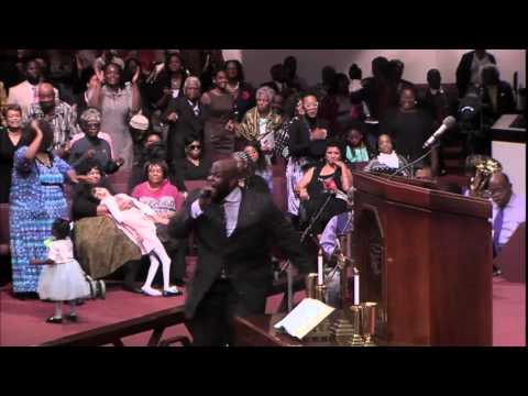 Jesus  Zebulon Ellis at Ebenezer AME Church 2015 Gospel Feast