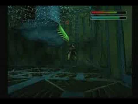 Tomb Raider 2 Secrets Speedrun - Offshore Rig Part 2