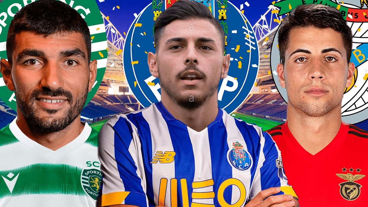 RUMORES do FC Porto, Sporting e Benfica | PEZZELLA FC PORTO, FÁBIO CARDOSO BENFICA, ESGAIO SPORTING
