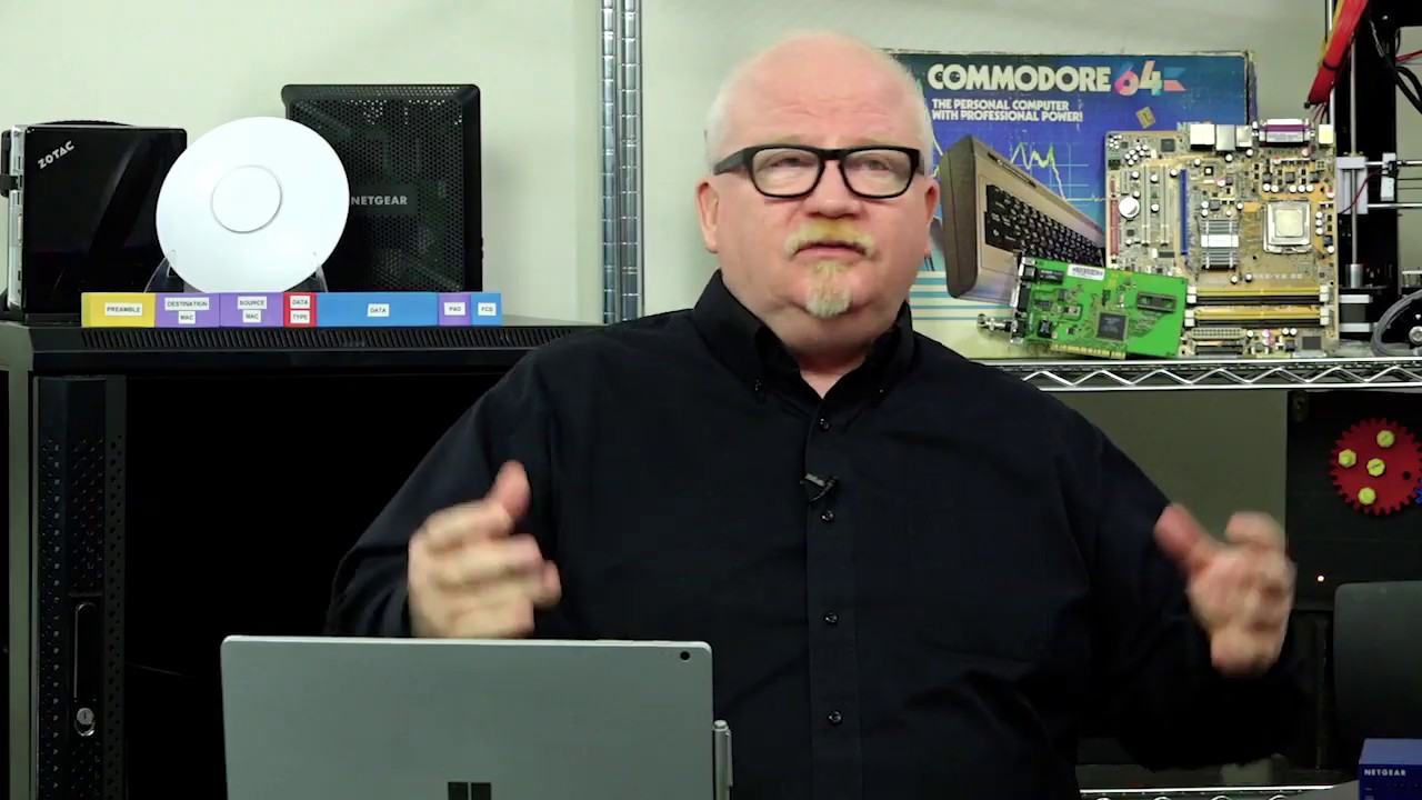 Mike Meyers' Introduction to CompTIA Network+ (N10-007)