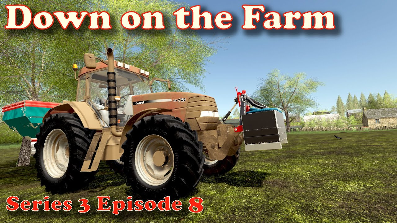 Download Grow Pellets - Down on the Farm - Survival Roleplay Series 3 Episode 8