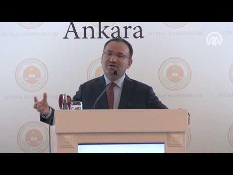 Adalet Bakanı Bozdağ, FETÖ'nün motivasyon yalanlarını anlattı