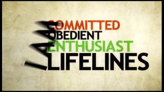 Lifelines Bible Study - Living In Obedience To Jesus Christ