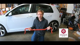 homepage tile video photo for 2018 VW GTI SE Ep.221: Unboxing the Neuspeed 25mm Rear Sway Bar