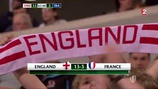 Coupe du Monde rugby (F) : L'Angleterre prend les devants !
